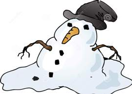 http://www.dreamstime.com/royalty-free-stock-photography-melting-snowman-image9815397